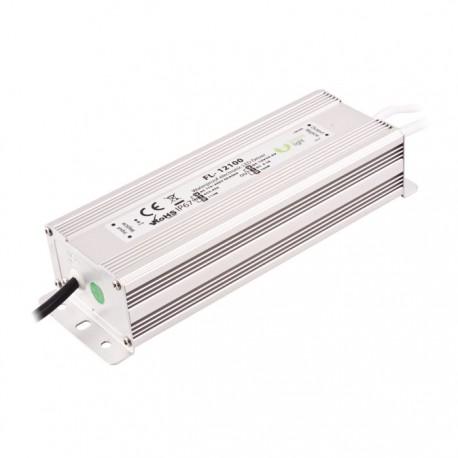 TRANSFORMADOR LED 12V 100W