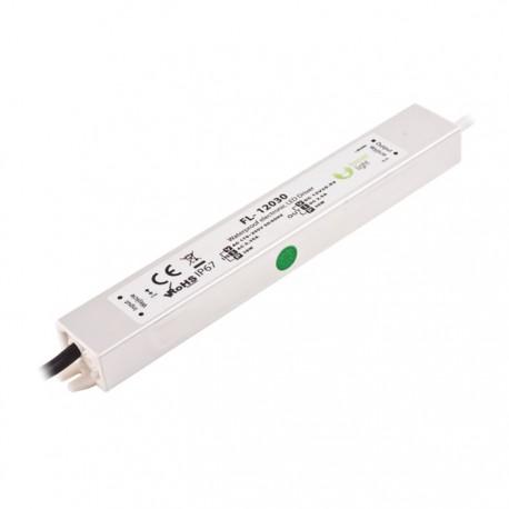 TRANSFORMADOR LED 12V 30W