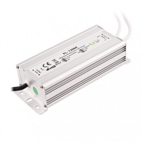 TRANSFORMADOR LED 12V 60W
