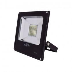 FOCO PROYECTOR IP65 PLANO LED DE 30W SMD 2835