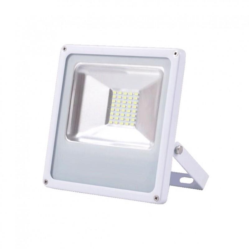Foco proyector led 10w funcionamiento a 12v 24vdc - Proyectores led exterior ...