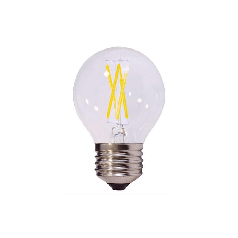 Bombilla led e27 4w g45 de filamento vintage - Bombilla led e27 ...