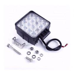 FOCO PROYECTOR LED 48W 10v o 30v dc IP67