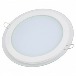 DOWNLIGHT LED 18W CON CRISTAL