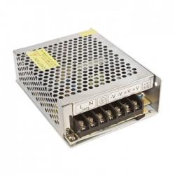 TRANSFORMADOR TIRA LED 24V 100w