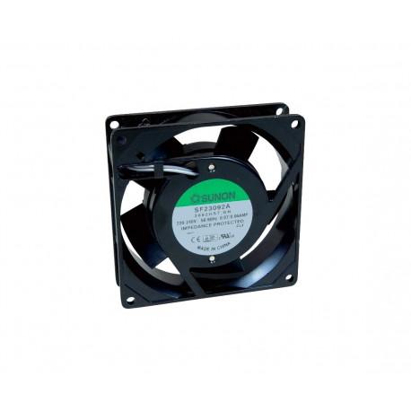 Ventilador axial de refrigeración
