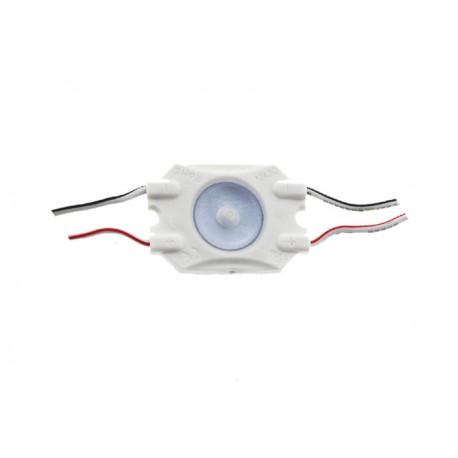 50 modulos LED lente 170º grados para cajas de luz