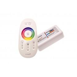 CONTROLADOR RADIO FRECUENCIA RGB 216W 12V-24V