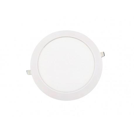 DOWNLIGHT LED DE 18W ultra plano Alt